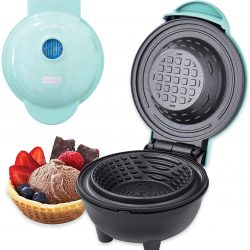 The Review Wire Summer Guide: Dash Mini Waffle Bowl Maker