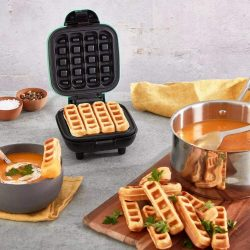 The Review Wire Father's Day Guide 2021: Dash Waffle Stick Maker