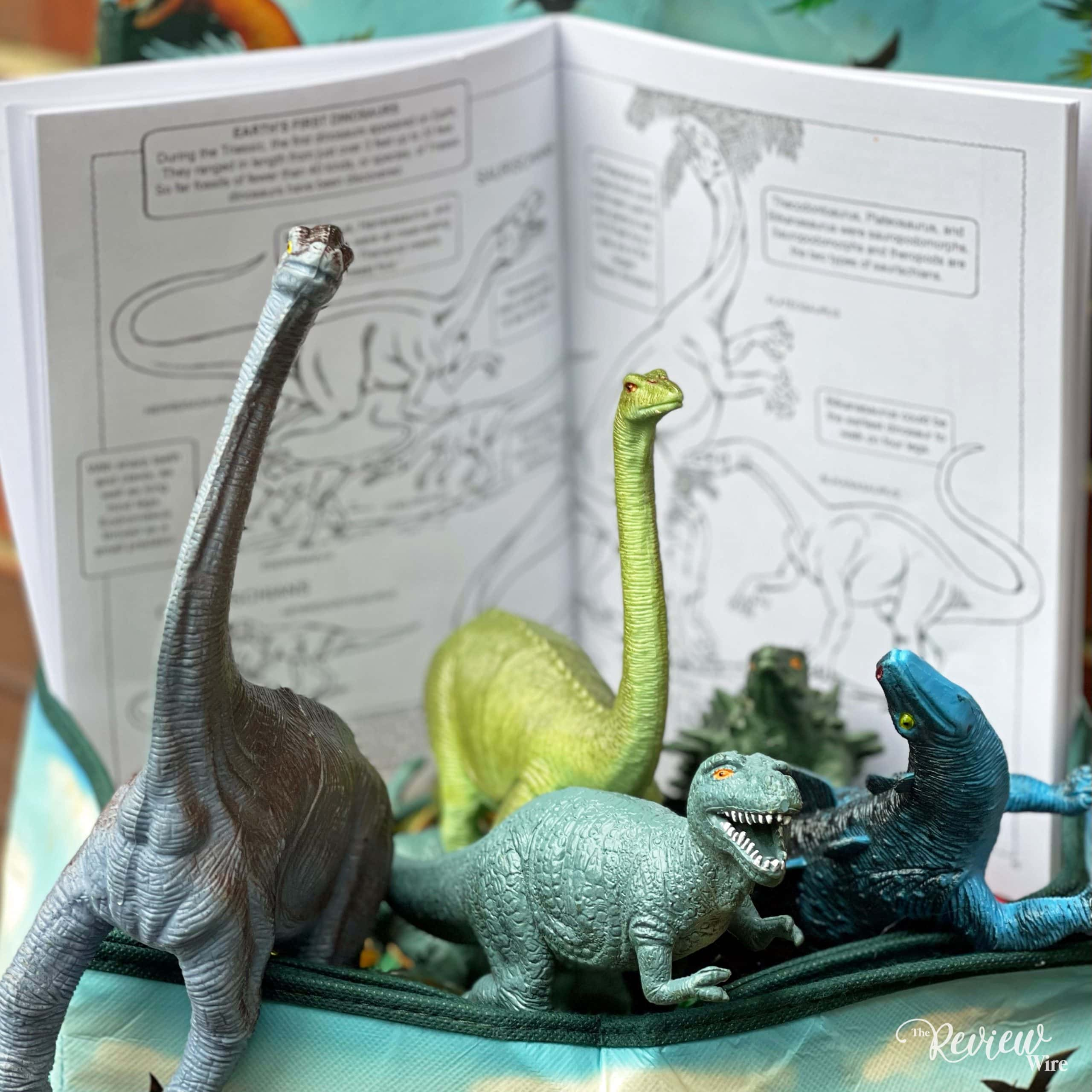 My First Book About Dinosaurs_Inside