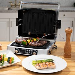 The Review Wire Summer Guide: The NuWave Jubilee Double Grill
