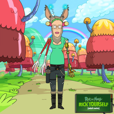 Celebrate Rick and Morty Day with The Complete Seasons 1-4