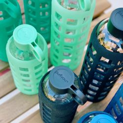 The Review Wire Summer Guide: purifyou Glass Water Bottle