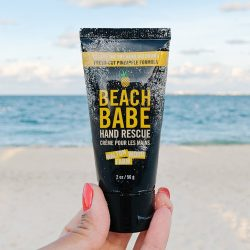The Review Wire Summer Beauty Guide: Beach Babe Hand Rescue Tube