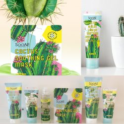 The Review Wire Summer Beauty Guide: Cactus Soothing Collection