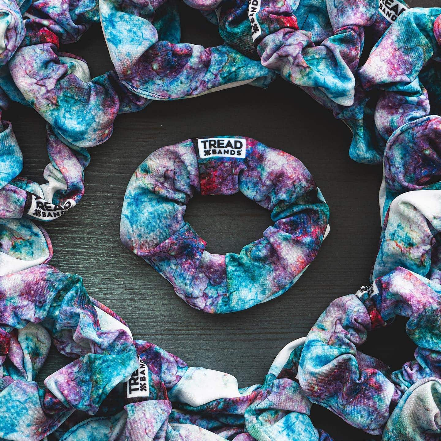 The Review Wire Summer Guide: TreadBands Scrunchies