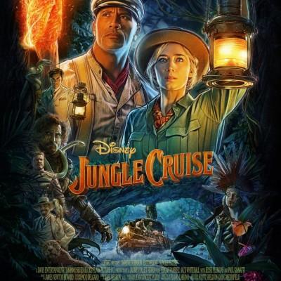 Disney's Jungle Cruise Docks Early on Digital