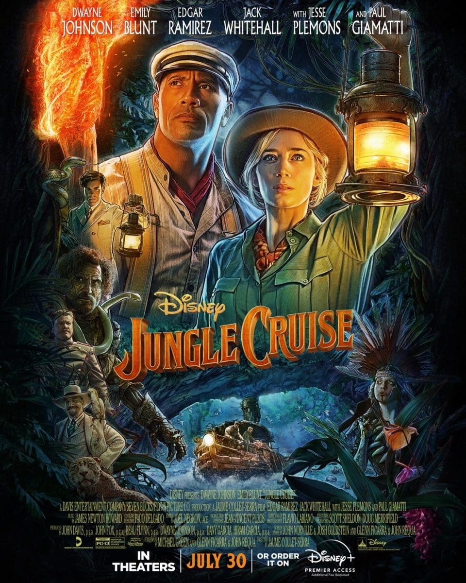 The Review Wire: Disney's Jungle Cruise Docks Early on Digital