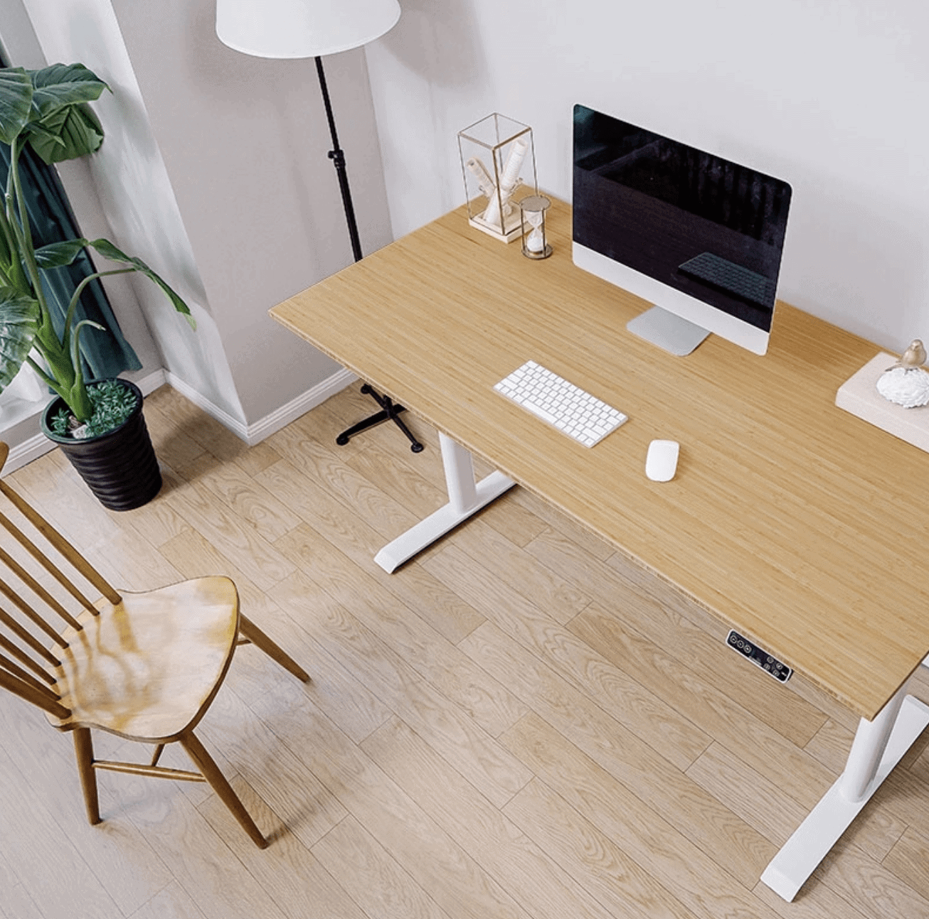 The Review Wire Back to School Guide: Kana Pro Bamboo Standing Desk