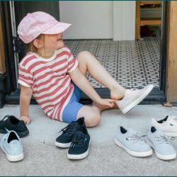 Vessi Kids Weekend Sneakers