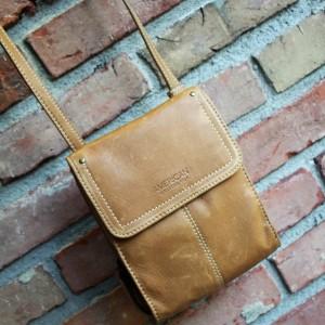 Kansas American Leather Co. Purse