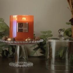 Lightscapes Candle Pumpkin Caramel