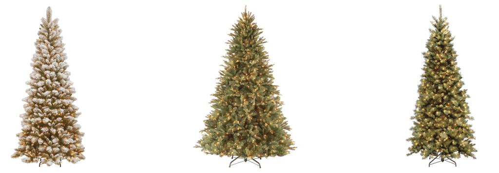 National Tree Company_Christmas Trees