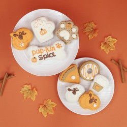 PUP-kin Spice Cookie Box
