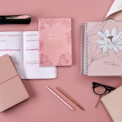 Special Edition Pink Flora Lotus BCRF Design