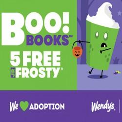 Wendy's Boo! Books