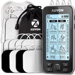 4 Outputs TENS Unit EMS Muscle Stimulator
