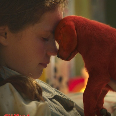 Clifford The Big Red Dog Movie: In Theaters and Streaming November 10th!