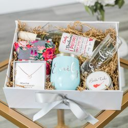 Luxury Bridesmaid Gift Box
