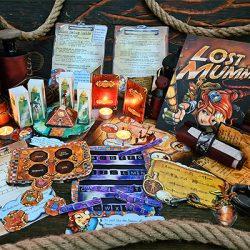 Digital Escape Room: Halloween Game Box