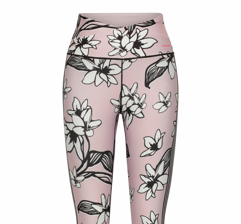 SheWarrior Flower Power Leggings