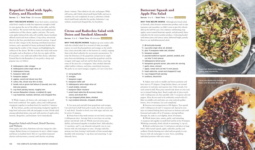 The Complete Autumn and Winter Cookbook_Inside Look