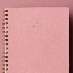 The Notebook in Blossom Pink