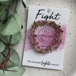 World Finds FIGHT Bracelet