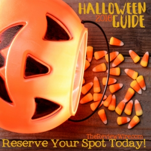 Reserve Your Spot Halloween Guide